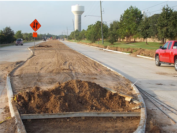 Mason Road Paving Project